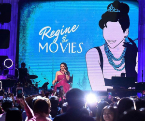 A look back at 'Regine at the Movies'