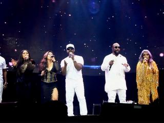 The best moments of Boyz II Men with DIVAS: Live In Concert