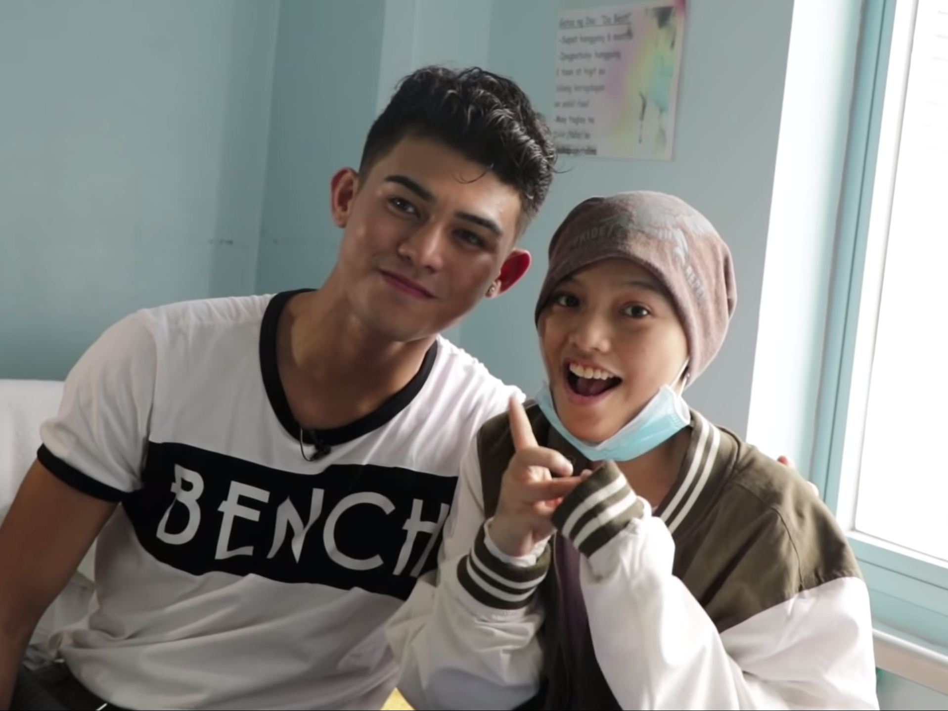 Inigo Pascual is holding a benefit gig for a fan battling leukemia