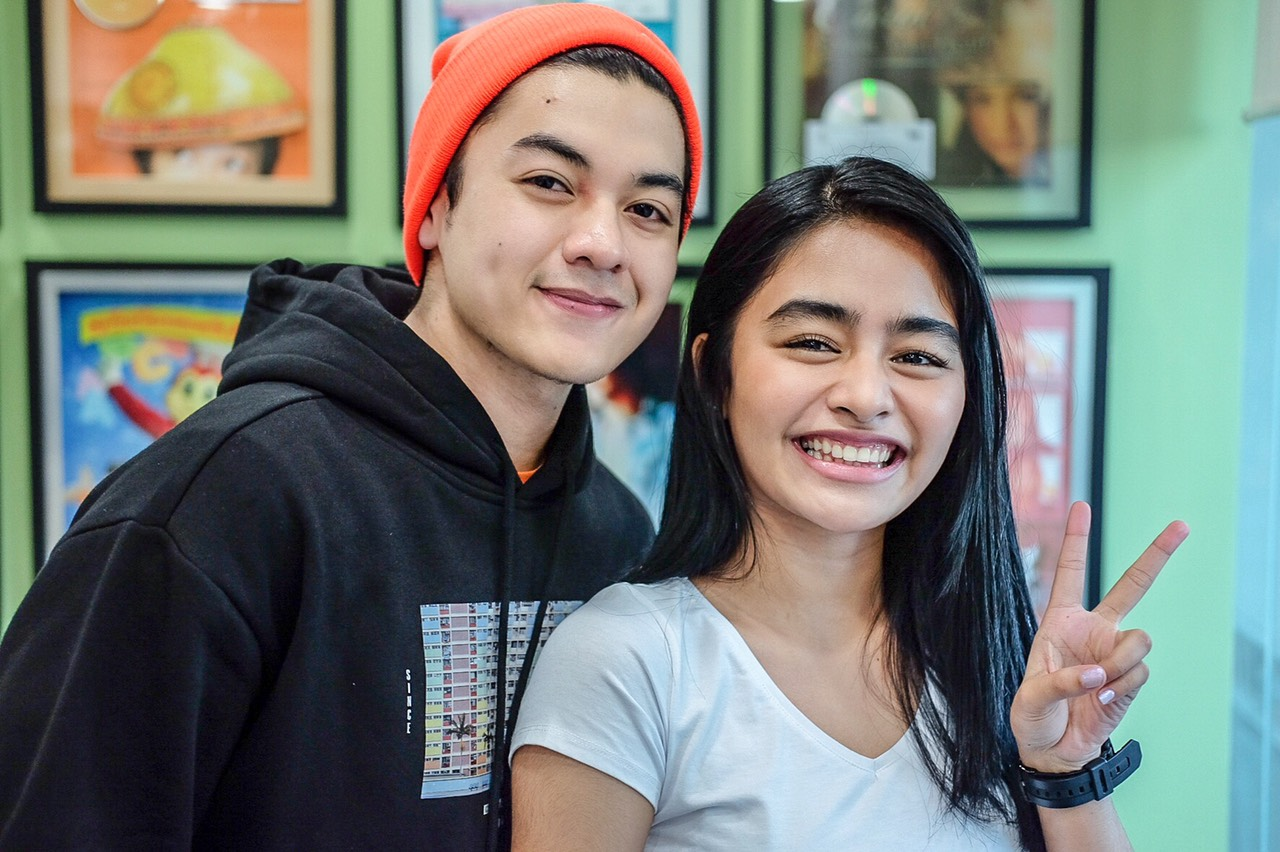 WATCH: #KierVi talks about the making of their debut album