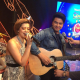 Migz Haleco and Sue Ramirez jam at iWant ASAP Push Awards