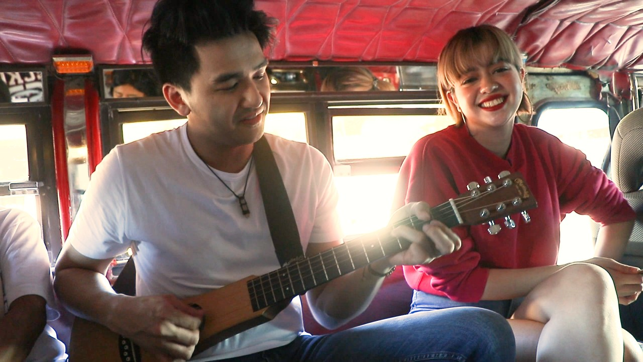 Sue Ramirez talks about her 'first love' on the Wander Jam season premiere