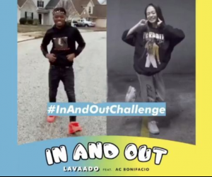 AC Bonifacio and Lavaado bring us the #InAndOutChallenge!