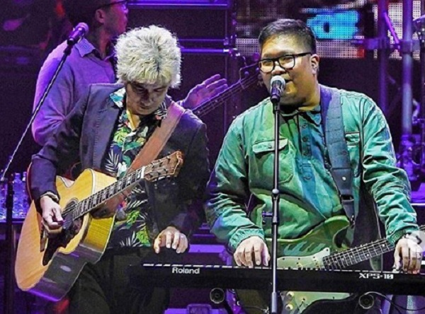 Ely Buendia expresses respect for Itchyworms in words