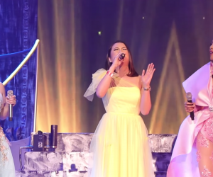 WATCH: Regine, Vice put Anton Diva on the spot at concert