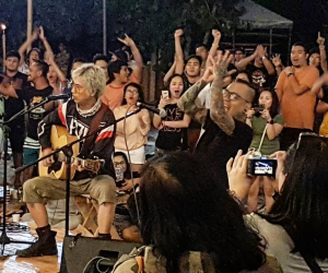 WATCH: Ely Buendia joins Kamikazee for surprise performance