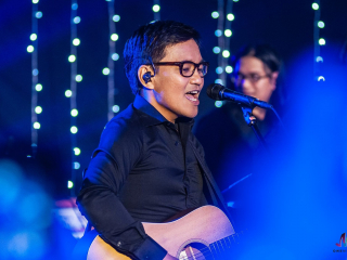 Ebe Dancel to do an all-Sugarfree set next month!