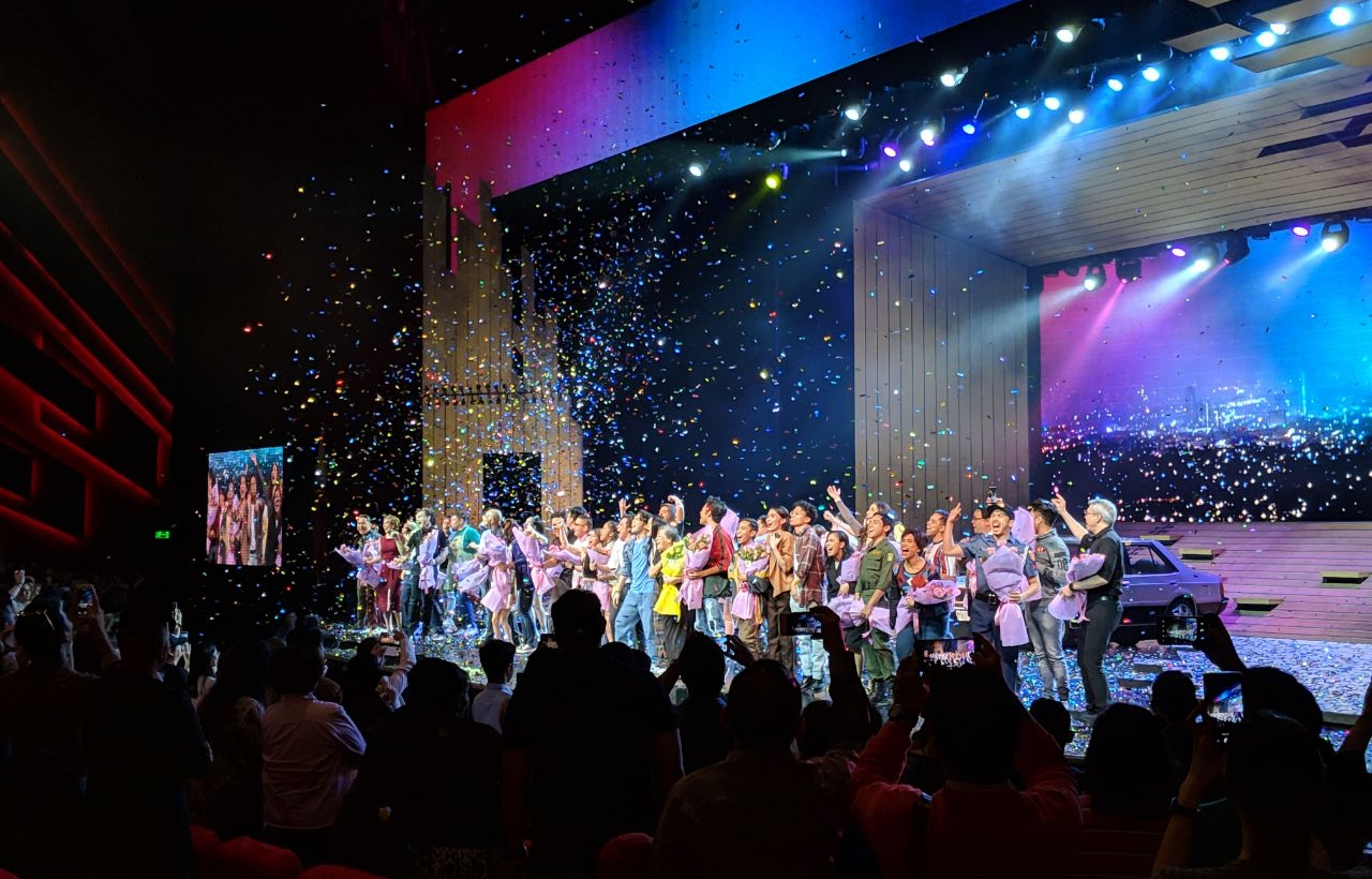 Ang Huling El Bimbo the Musical — Sweeter the second time around