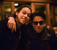 SPOTTED: Daniel Padilla supports brother's gig