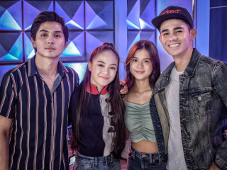 WATCH: Kumustahan with the #POPSSSSSquad