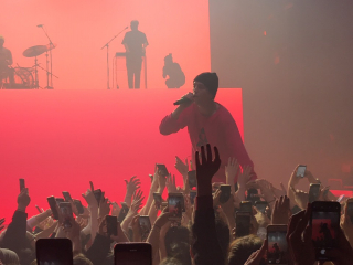 LANY Live in Brixton through the eyes of the One Music Army