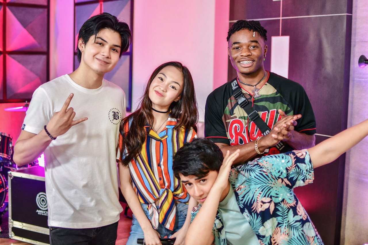 WATCH: The POPSSSS Squad joins Lavaado for the