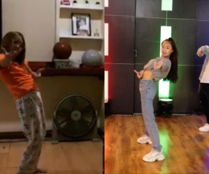 WATCH: Ryle Santiago's sister dances to