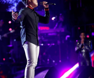 Jej Vinson makes it to the Top 24 on The Voice