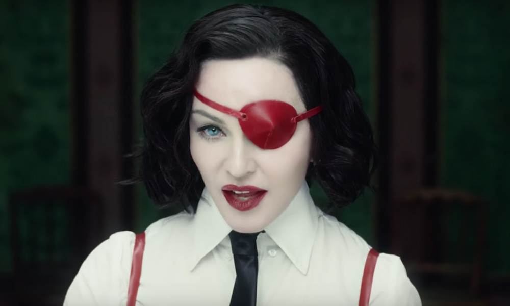 WATCH: Madonna is back with a cinematic music video for