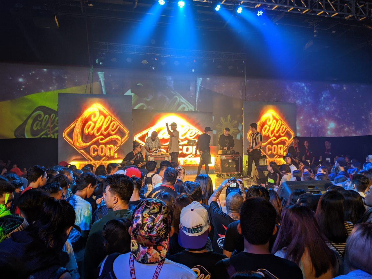 The best in Pinoy hip-hop gather at Calle Con 2019