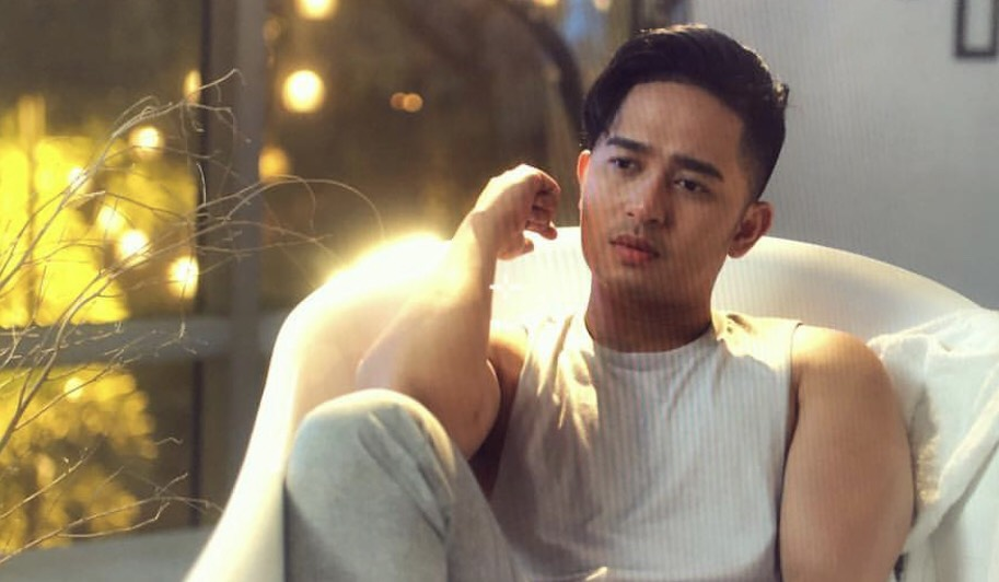 RJ Agustin has a song about failed relationship