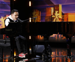 WATCH: Blind musician with autism gives stunning performance