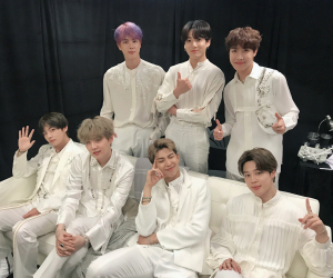 BTS' ARMY move members to tears with surprise tribute