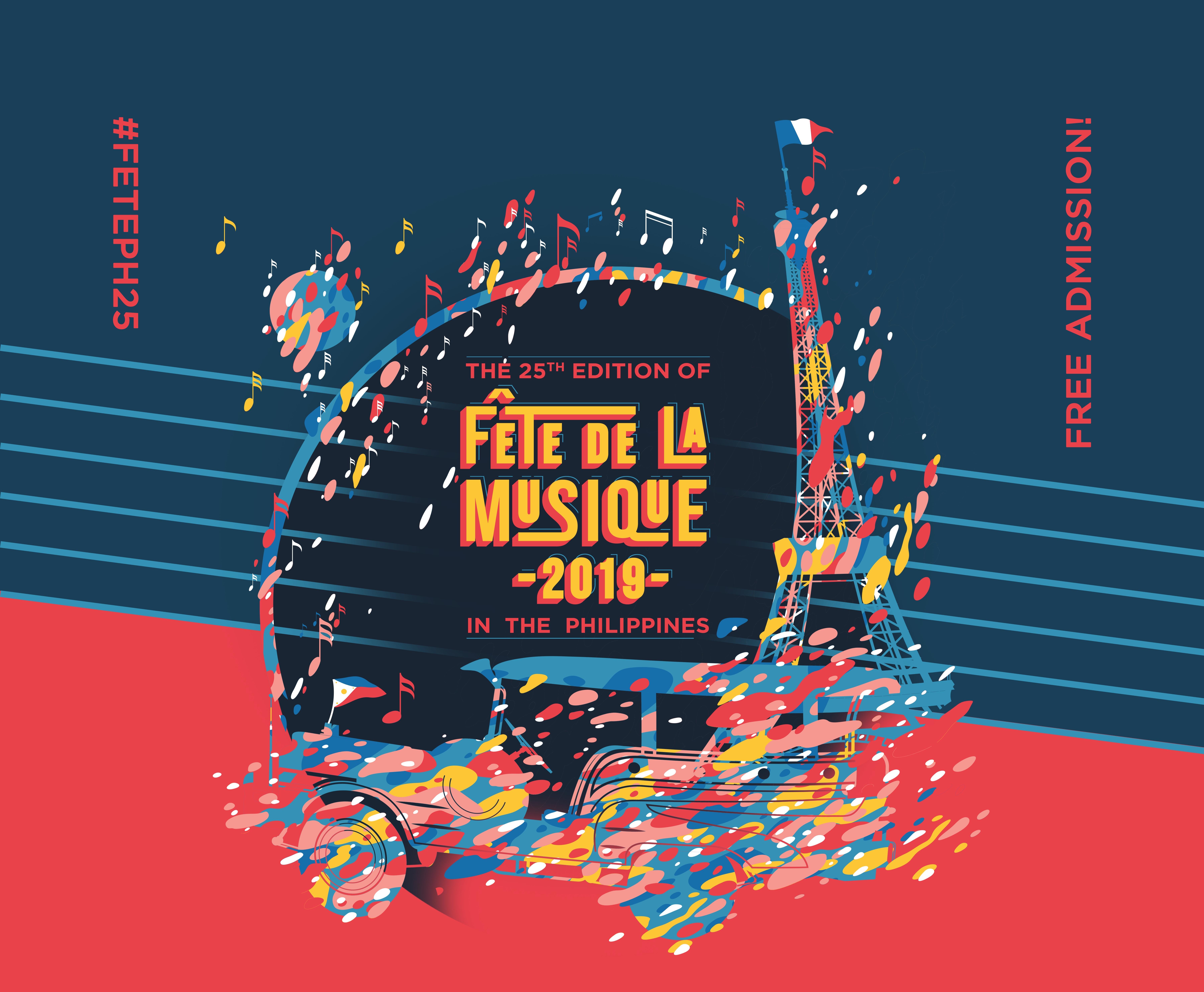 #FetePH25: Fête de la Musique celebrates 25th year in the Philippines
