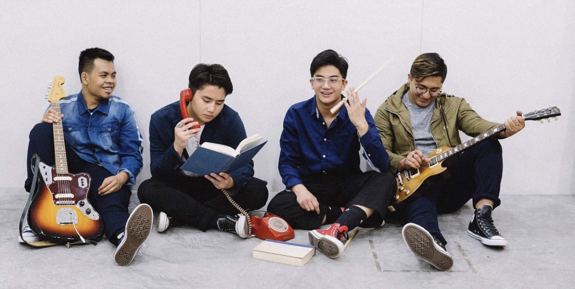 NY indie band takethestage drops by Manila