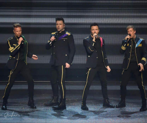Last chance to catch WESTLIFE