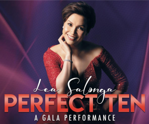 Lea Salonga to perform two-night