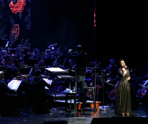 A perfect night with a Perfect Ten: Ms. Lea Salonga