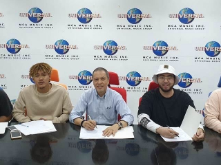 Rising hip-hop act VVS Collective signs with MCA Music