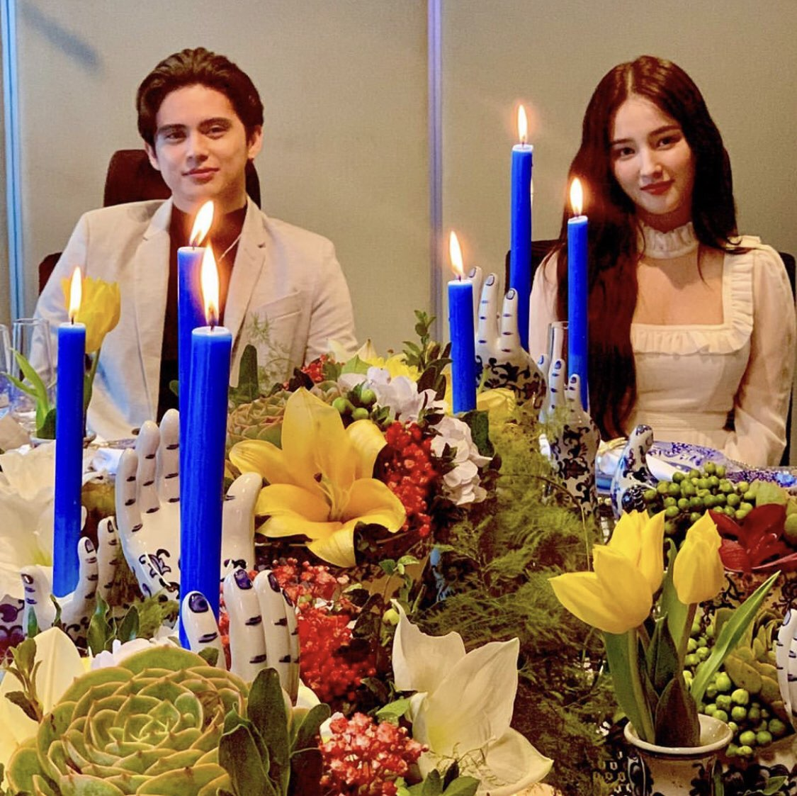 James Reid teams up with MomoLand's Nancy in new TV project