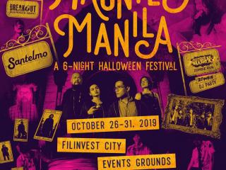 Get ready for Haunted Manila Festival 2019