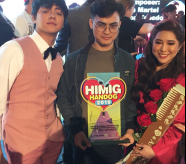 "Daniel and Moira's ""Mabagal"" wins big at #HimigHandog2"