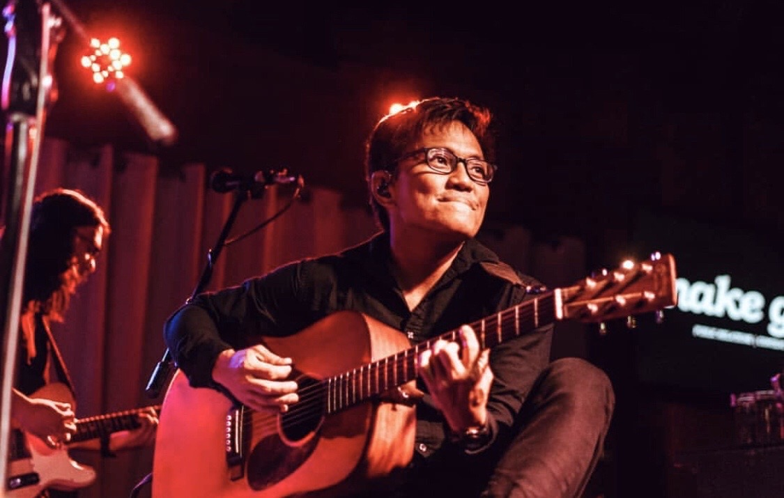 Ebe Dancel Humbled By Fans' Support As Upcoming Concert Goes Sold-out
