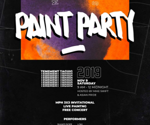 Paint Party: The Biggest Free Rap Concert in Manila