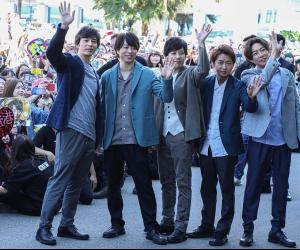 Legendary J-Pop boyband finally takes Asia by 'Jet Storm'