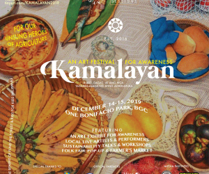 KAMALAYAN: An Arts and Music Festival for Our Farmers