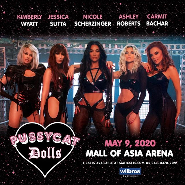 Mega-Group & Global Icons The Pussycat Dolls Announce Their First Tour In 10 Years!