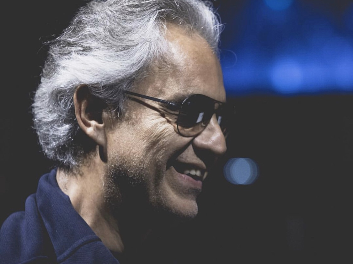 Milan, Italy invites Andrea Bocelli to hold live concert