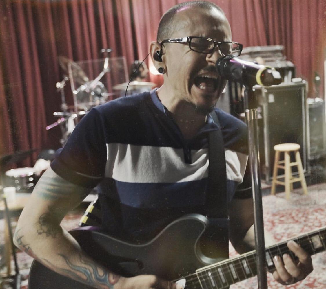Grey Daze Releases Song Written By Chester Bennington