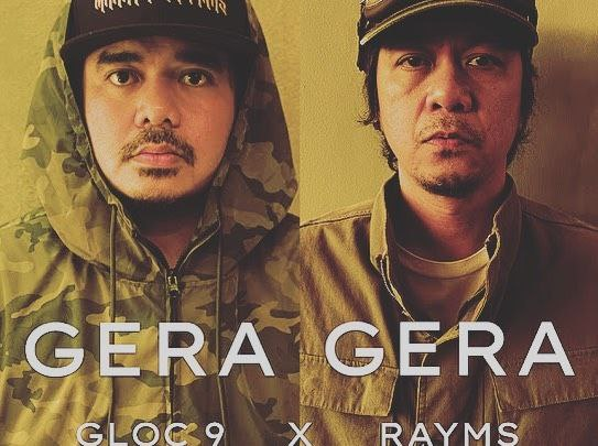 Gloc-9, Raymund Marasigan collab for very timely song