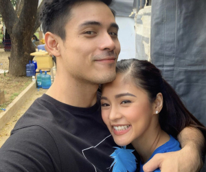Xian Lim defends Kim Chiu from bashers