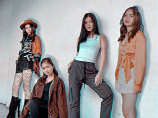 Maymay, Maris, Sharlene, and Loisa in one project?