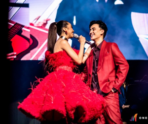 What's Maymay's birthday message to Edward?