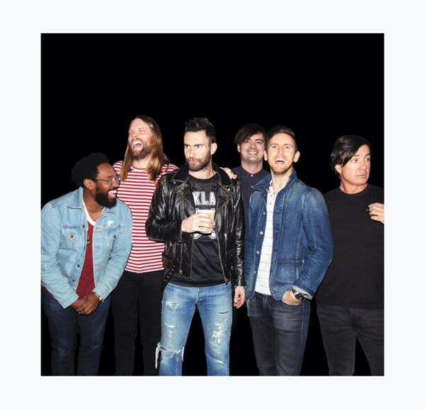 Maroon 5 releases new track