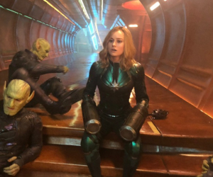 LOOK: Brie Larson marks 4th anniversary as 'Captain Marvel'