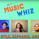 Get to know the latest 'Music Whiz'