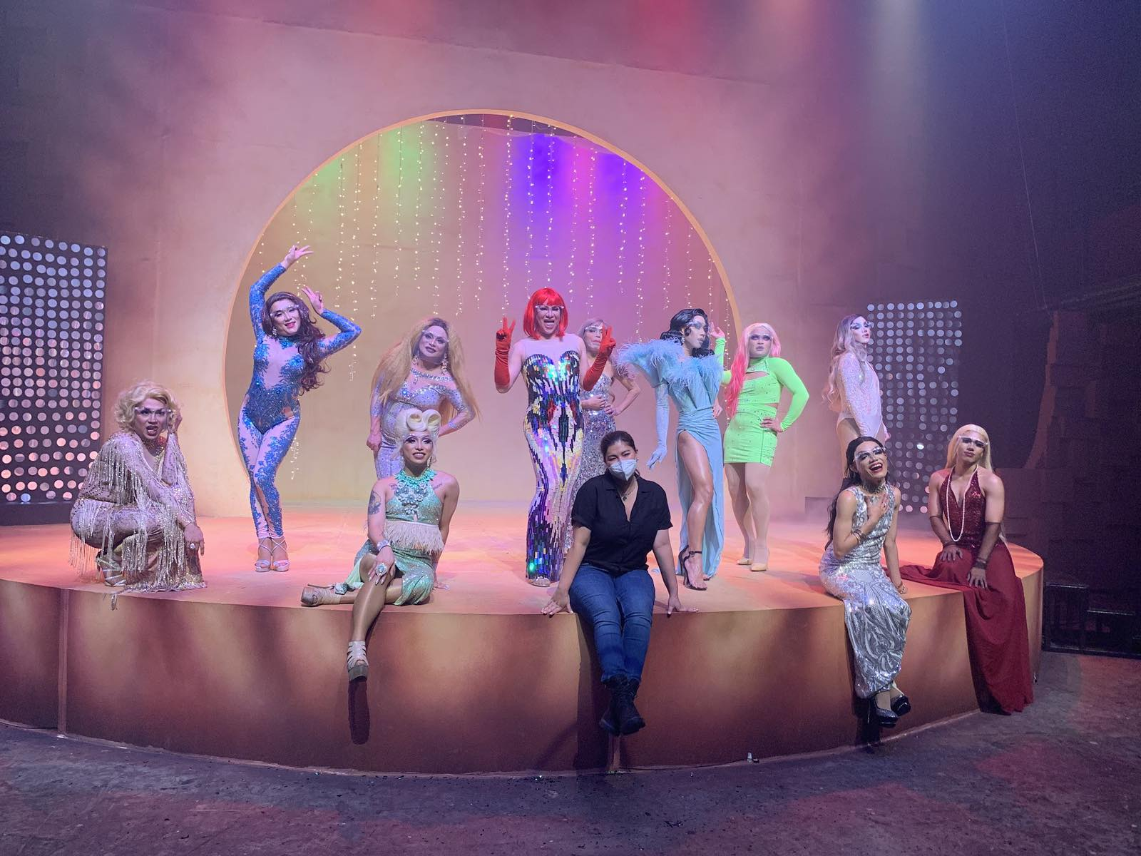 Angel Locsin, 'Iba Yan' hold online benefit concert for drag queens affected by pandemic