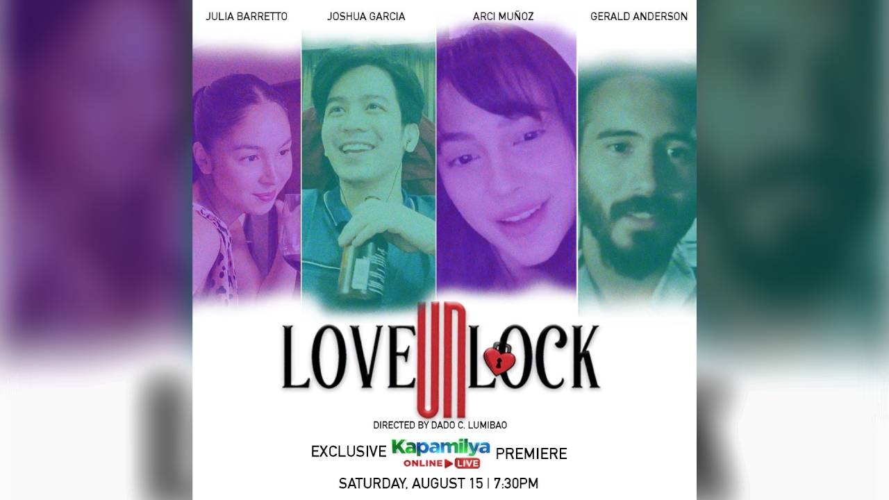 'Love Unlock' with Julia Barretto and Joshua Garcia, Gerald Anderson and Arci Muñoz