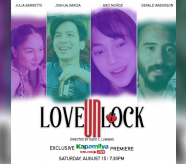 'Love Unlock' with Julia and Joshua, Gerald and Arci