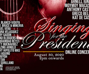"""Paolo Santos issues statement regarding """"Singing For Duter"""